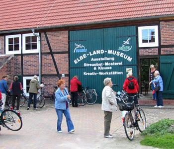 Vorschaubild für den Beitrag zum Elbelandmuseum in Buch