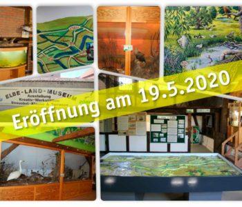 Elbe-Land-Museum, Wiedereröffnung