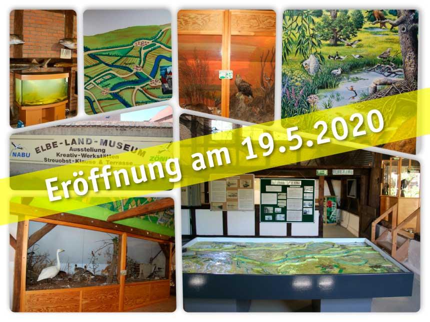 Elbe-Land-Museum eröffnet wieder